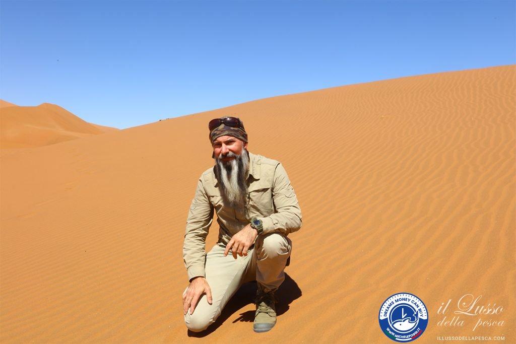 Namibia red desert Michele Poggi