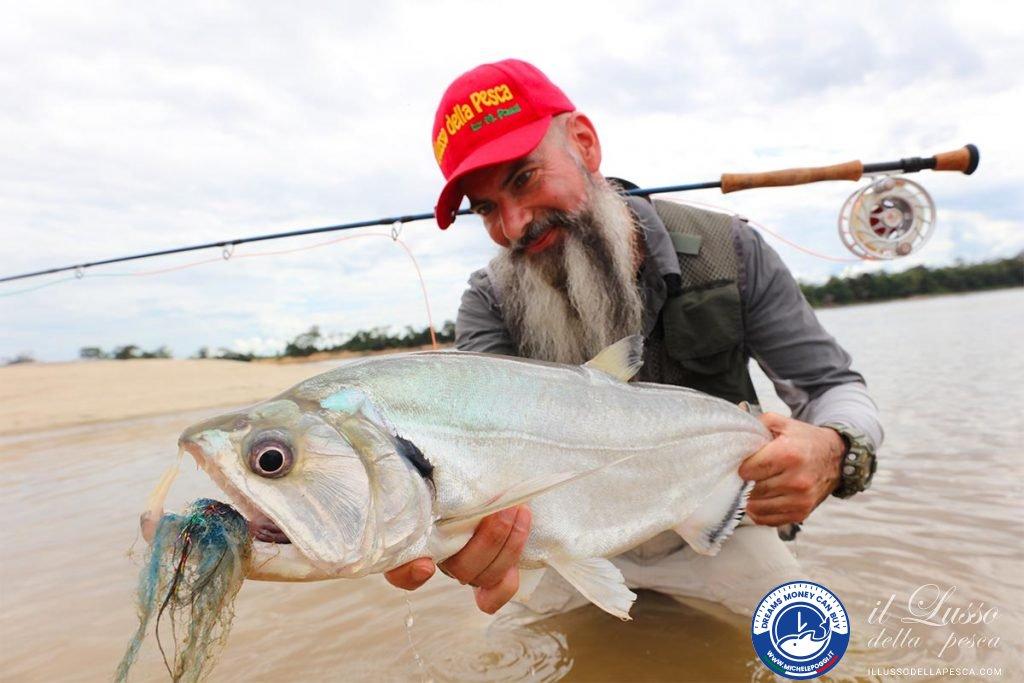 Payara Colombia flyfishing