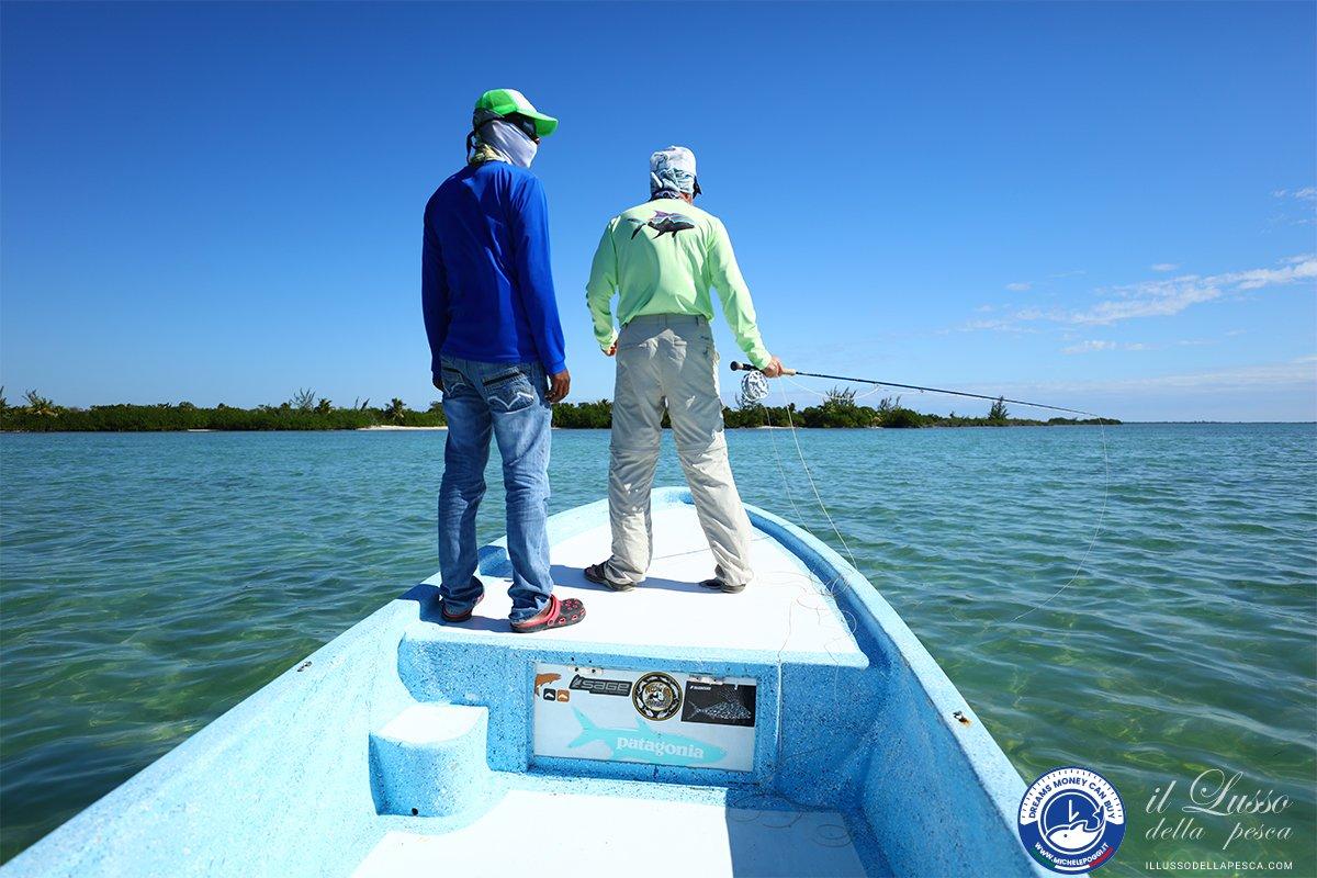 Permit Flyfishing Poggi