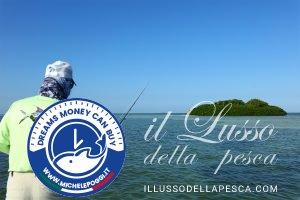 Permit flyfishing CUBA Poggi