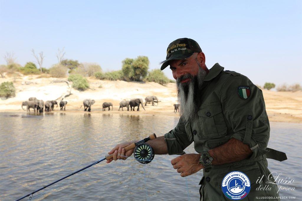 flyfishing Africa