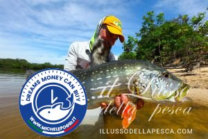 peacock bass Lapa Colombia flyfishing